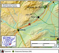 Lorca volvió a tener miedo con terremoto de Aledo | El Eco de Canarias