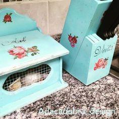 #art #design #diseño #diy #decoupage #rose #flowers #cute  #servilletas #woods #woodbox #shabychic #vintage #knifeholder #garlicholder #kitchen #ornaments #paintbox #craft #handmade