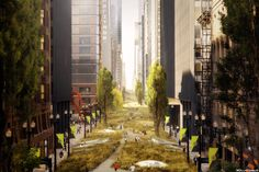 """""""Cities and Nature"""" by CrafterYearly 