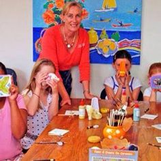Paint & Create GREAT for parties located in Meadowbank Auckland