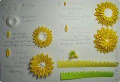 Maleriet veggmaleri tegning Workshop 8 mars Morsdag Lærerens Day Bursdag quilling Golden Ball + mini MK papir Bølgepapp omhylningsmateriale stripe 5 bilder