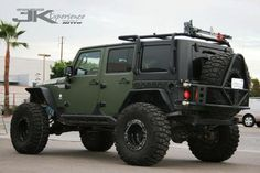 green and black jeep jk Jeep Jk, Auto Jeep, Jeep Truck, Jeep Wrangler Unlimited, Wrangler Jeep, Jeep Verde, Jeep Carros, Dodge, E90 Bmw