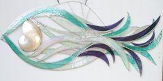 Davis, Sheron – Earth Spirit Art and Glass Stained Glass Church, Faux Stained Glass, Stained Glass Designs, Stained Glass Projects, Stained Glass Patterns, Broken Glass Art, Shattered Glass, Sea Glass Art, Mosaic Glass