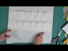 How to Make a Custom Apron for Collecting Fresh Eggs - YouTube