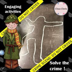 Hello :) Avec mes 4e, nous sommes actuellement dans une séquence sur le crime / le roman policier. Après avoir appris qui était Arthur Conan Doyle et très inspirée par le mannequin challenge, je me… (scheduled via http://www.tailwindapp.com?utm_source=pinterest&utm_medium=twpin&utm_content=post154874913&utm_campaign=scheduler_attribution)