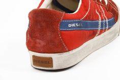 Diesel mens sneakers D-STRING LOW Y01107 P0455 H5498