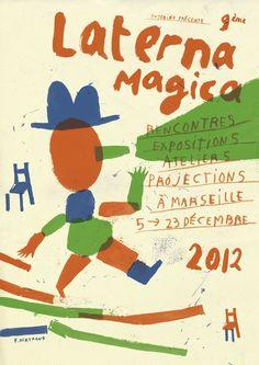 Laterna Magica 2012 - Frédérique Bertrand - Fotokino