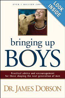 Bringing Up Boys: James C. Dobson: 9781414304502: Amazon.com: Books