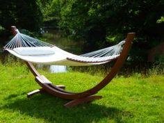 Teak Garden Hammock Frame With Canvas Canopy Pvc Canopy, Hotel Canopy, Window Canopy, Wooden Canopy, Canopy Bedroom, Ikea Canopy, Canopy Crib, Canopy Curtains, Fabric Canopy