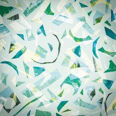 Confetti by aoi yoshizawa — Shop Modern Wallpaper Designs, Designer Wallpaper, Wallpaper Crafts, Confetti, Miami, Wallpapers, Deco, Unique, Artist