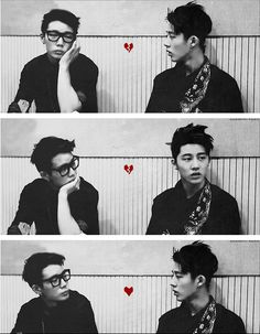 Double B. I think i ship them hahaha #Bobby #B.I
