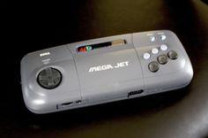 Sega MegaJet