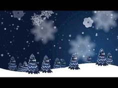 """""""La neige tombe"""" -- sweet song about falling snow (no onscreen lyrics) French Teaching Resources, Teaching French, French Christmas, Blue Christmas, How To Speak French, Learn French, Kindergarten Songs, Winter Songs, French Songs"""