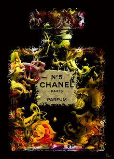 Eric Lapierre, Chanel