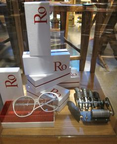 Rosana Orlandi eye glasses are the most commercial product in Milano Salone del mobile 2015.This is her Glasses.Expensive.Who buys?