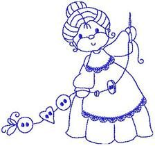 Shirley Sews - Free Instant Machine Embroidery Designs