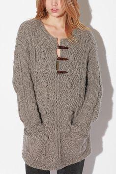 fisherman sweater $50