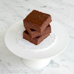 Sea Salt Protein Brownies