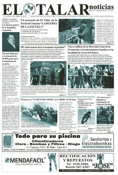 El Talar noticias en papel N° 216