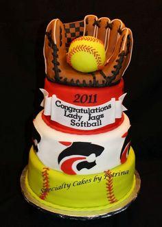 JMHS Softball Banquet Cake