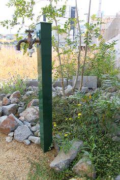 ガーデン水栓。