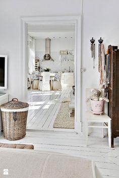 Salon styl Skandynawski
