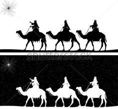 tres reis magos desenho] - Pesquisa Google