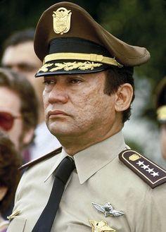 Manuel Noriega from Panama
