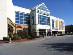 Crossgates Mall, Albany, NY.... how cool to remember this