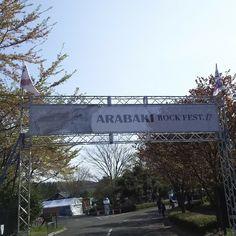 おはようございます!  #ARABAKI Broadway Shows