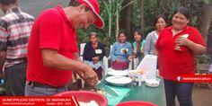 INSPECCIÓN INOPINADA AL PROYECTO COCINAS MEJORADAS EN EL SECTOR DE APUTINYA   Municipalidad Distrital de Maranura