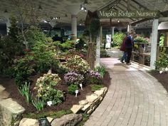 Cleveland Ohio's 2015 Great Big HOME + garden Show - Photo by Parade Of Gardens.