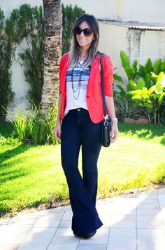 Day Of Glam: Look do Dia.