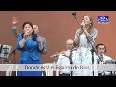 Hna, María Luisa Piraquive - Donde está el Espíritu de Dios hay Libertad IDMJI - YouTube