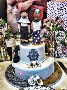 #tarta de #boda