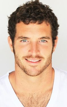 Justice Joslin... Don't know who he is, but he's HOT!!