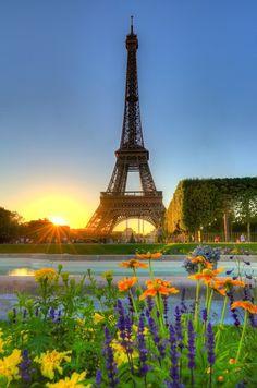 Le printemps a Paris est toujours une bonne idée