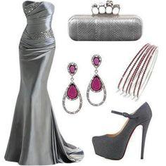Annual Casino Night Gala: Sleek & Silver