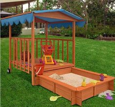 Convertible Sandbox Playhouse Adjustable Cover. This Convertible Sandbox Playhouse Fort is a great item to keep children occupied for hours. This is high quality and at the end of summer clearance prices don't hesitate to by this Convertible Sandbox Playhouse Fort.