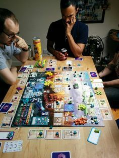 20 awesome board games you may never have heard of Put down that Monopoly money, cease your Trivial Pursuing. Here are the alternative board games you should really have in your life Fun Board Games, Fun Games, Party Games, Games For Kids, Fun Activities, Games To Play, Diy Board Game, Homemade Board Games, Catan Board Game