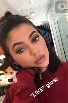 Kylie Jenner lip gloss                                                                                                                                                                                 More