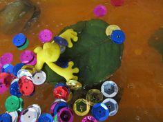 Mały Świat 'żabie bagienko' - baw się, rozmawiaj i ucz!