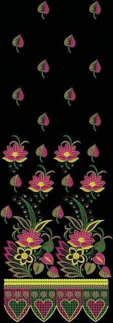 Latest Embroidery Designs For Sale, If U Want Embroidery Designs Plz Contact (Khalid Mahmood, +92-300-9406667)