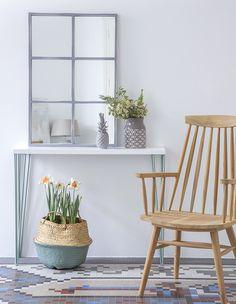 Este maravilloso apartamento era decorado por la marca Kenay Home  en Valencia para mostrar las novedades de su nueva colección ,en cada...