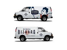Birra Bizarra on Behance