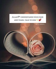 Quran Quotes Love, Muslim Love Quotes, Beautiful Islamic Quotes, Allah Quotes, Islamic Inspirational Quotes, Religious Quotes, Sabr Islam, Allah Islam, Islam Muslim