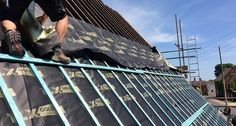 How to insulate roofs on old properties | LABC
