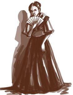 character design for Rizal's Noli Me Tangere El Filibusterismo Characters, Noli Me Tangere Characters, Character Drawing, Character Design, Filipino Art, Jose Rizal, Maria Clara, Diy Origami, Anime Art Girl