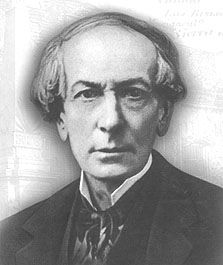 Juan Bautista Alberdi (29 de agosto de 1810 — 19 de junio de 1884), jurista argentino.
