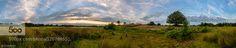 360 Panorama Bergerheide' by williammevissen #landscape #travel